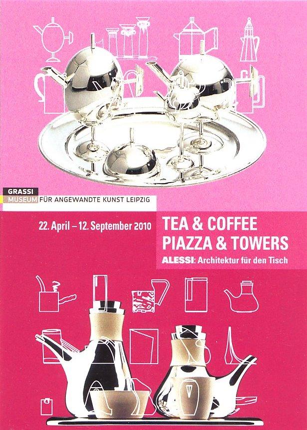 ALESSI Tea & Coffee. Bild: Grassi-Museum, Leipizig.