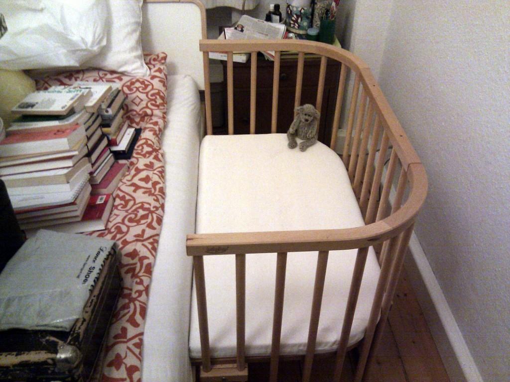 Durchdachtes Design und schöne Form: die Babybay.