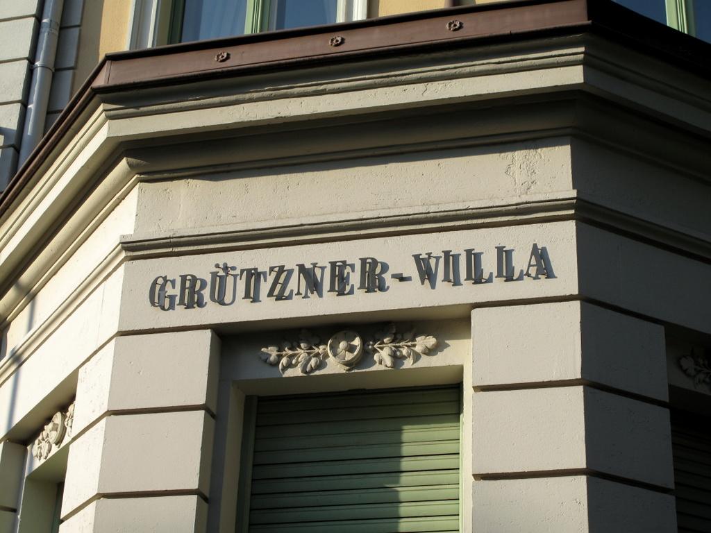 Grützner-Villa, Bautzner Straße, Dresden.