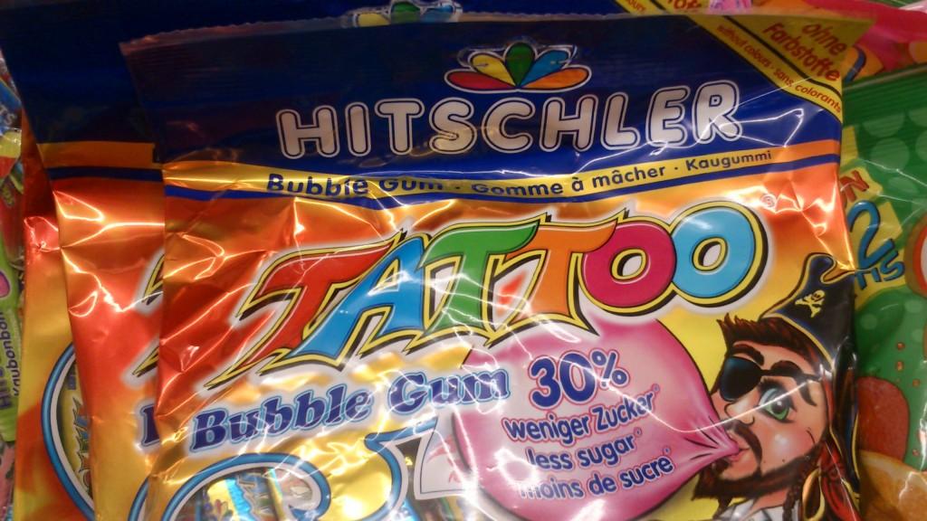 Hitschler-Kaugmmis.