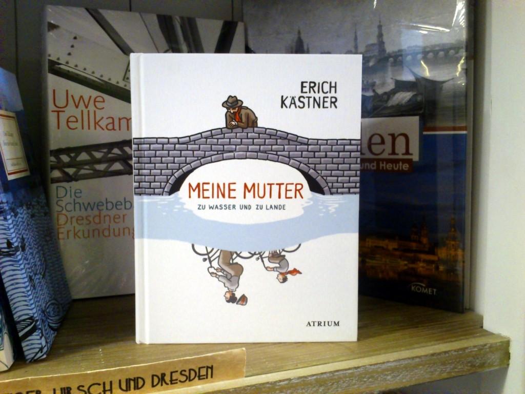 Erich Kästner, Meine Mutter zu Wasser und zu Lande (2010).