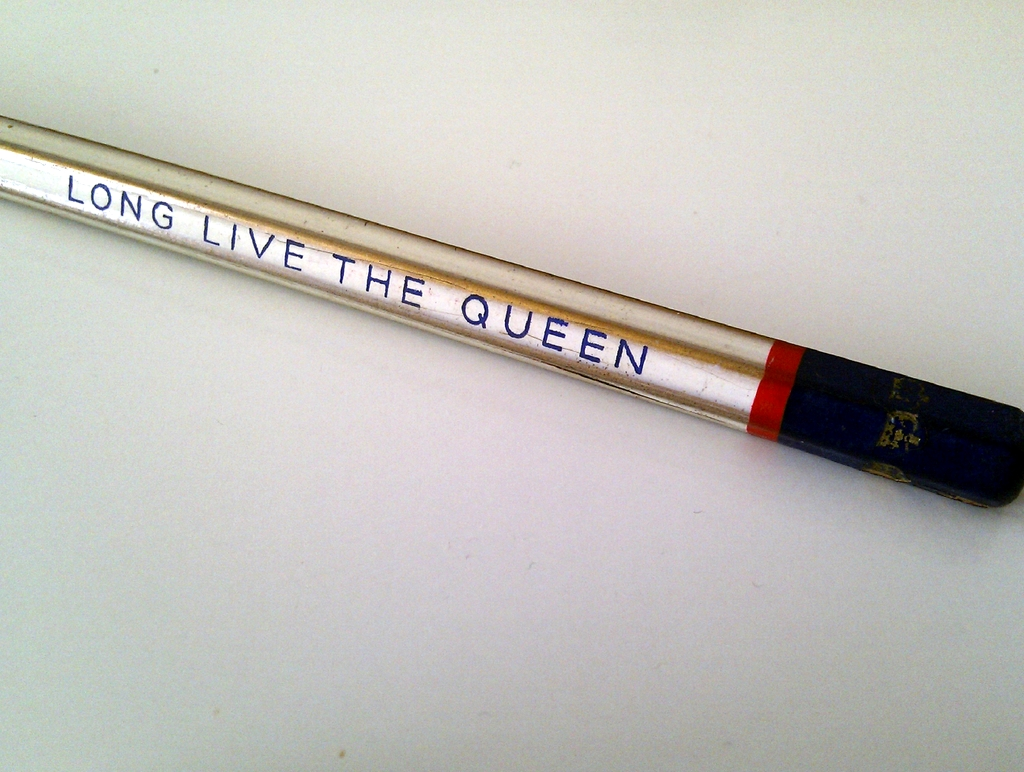 """LONG LIVE THE QUEEN"". Foto: JMK."