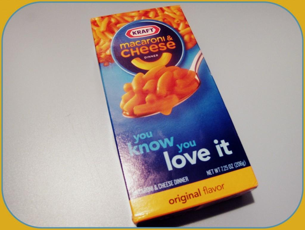 Mac'n'Cheese – kein Produkt aus dem Hause Apple, trotzdem Kultstatus