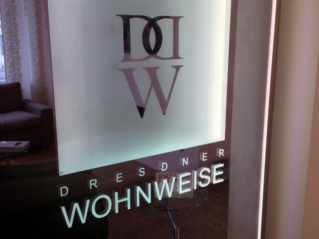 Dresdner Wohnweise (wenn man sie sich denn leisten kann).